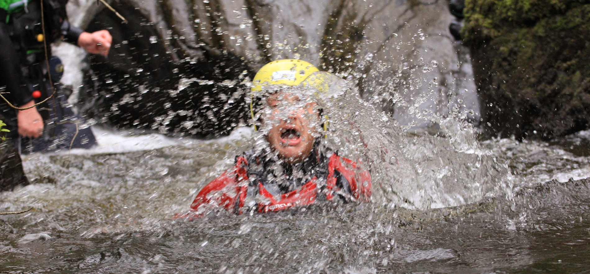 Gorge Walking Taster-2