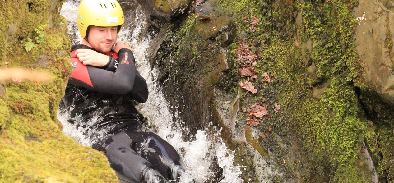 Gorge Walking Taster-1