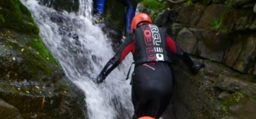 Gorge Walking Experience - Cumbria-1