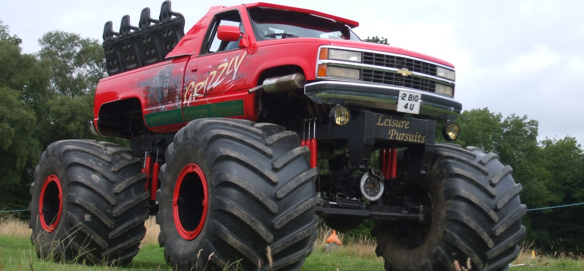 Ultimate Monster Truck Driving Experience-14