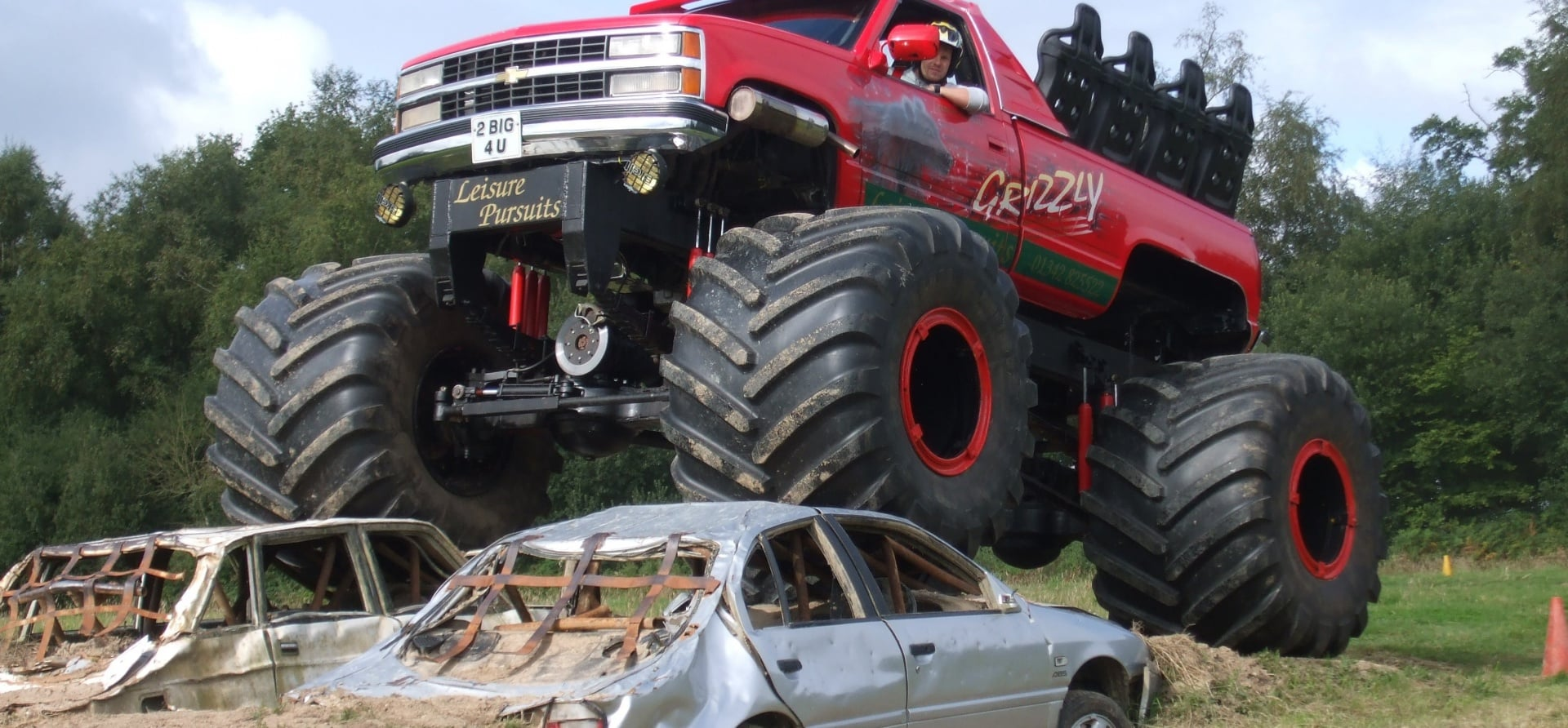 Ultimate Monster Truck Driving Experience-13