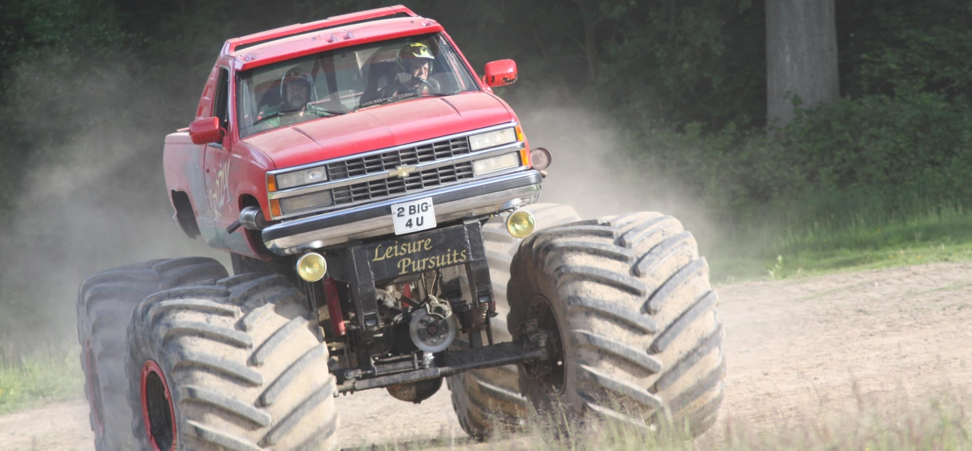 Ultimate Monster Truck Driving Experience-16