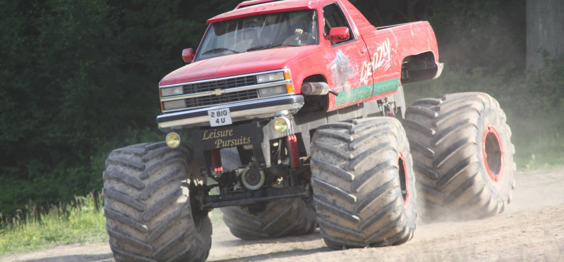 Ultimate Monster Truck Driving Experience-17