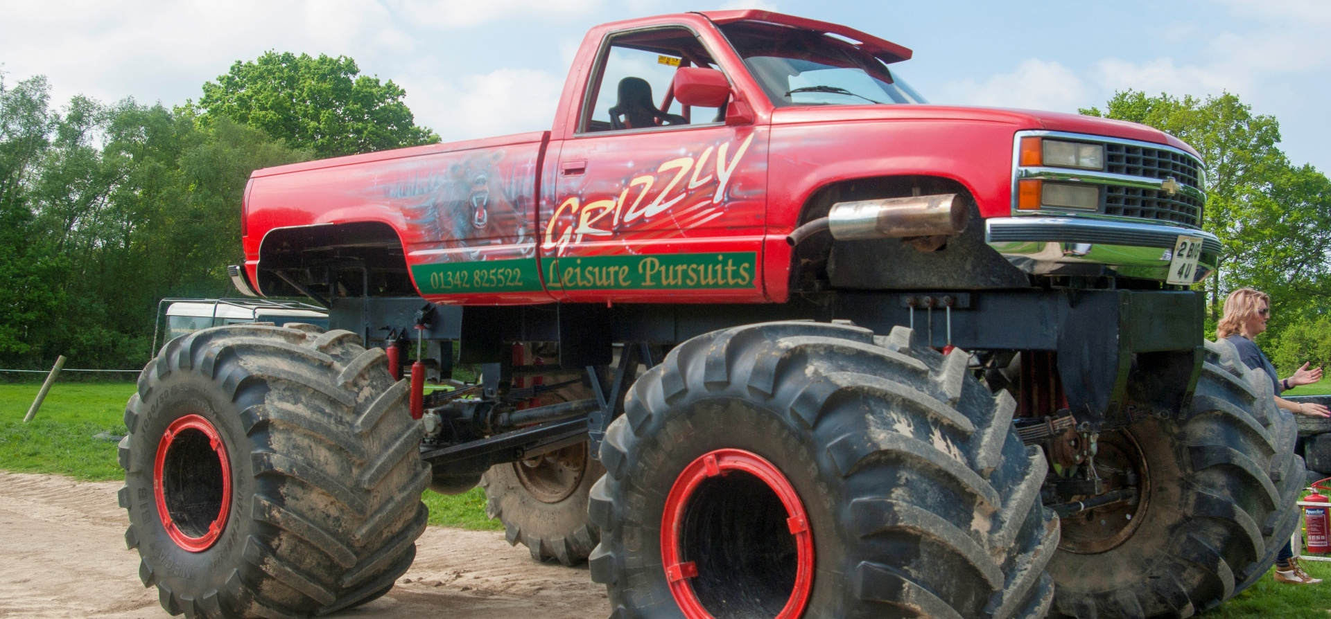 Ultimate Monster Truck Driving Experience-19