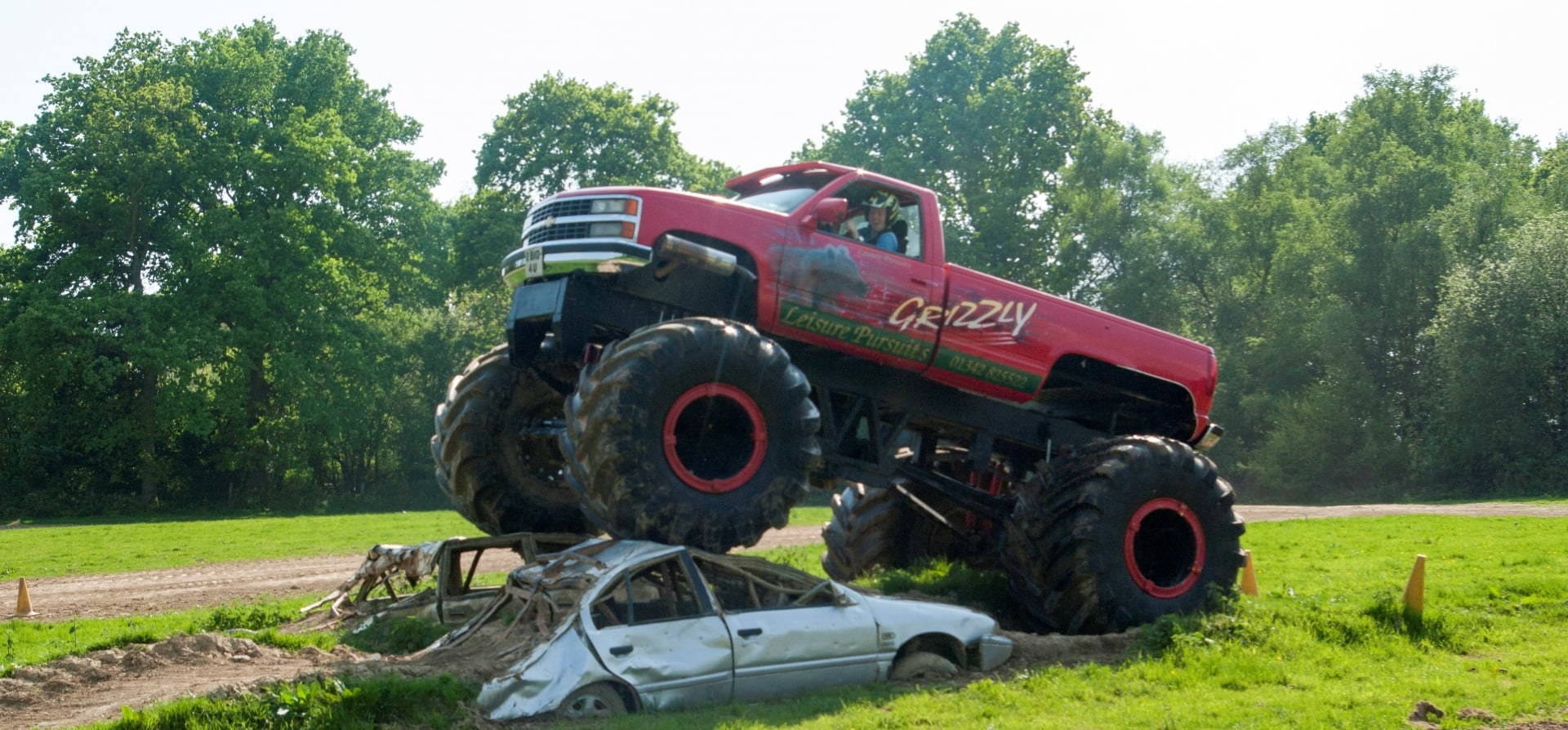 Ultimate Monster Truck Driving Experience-20