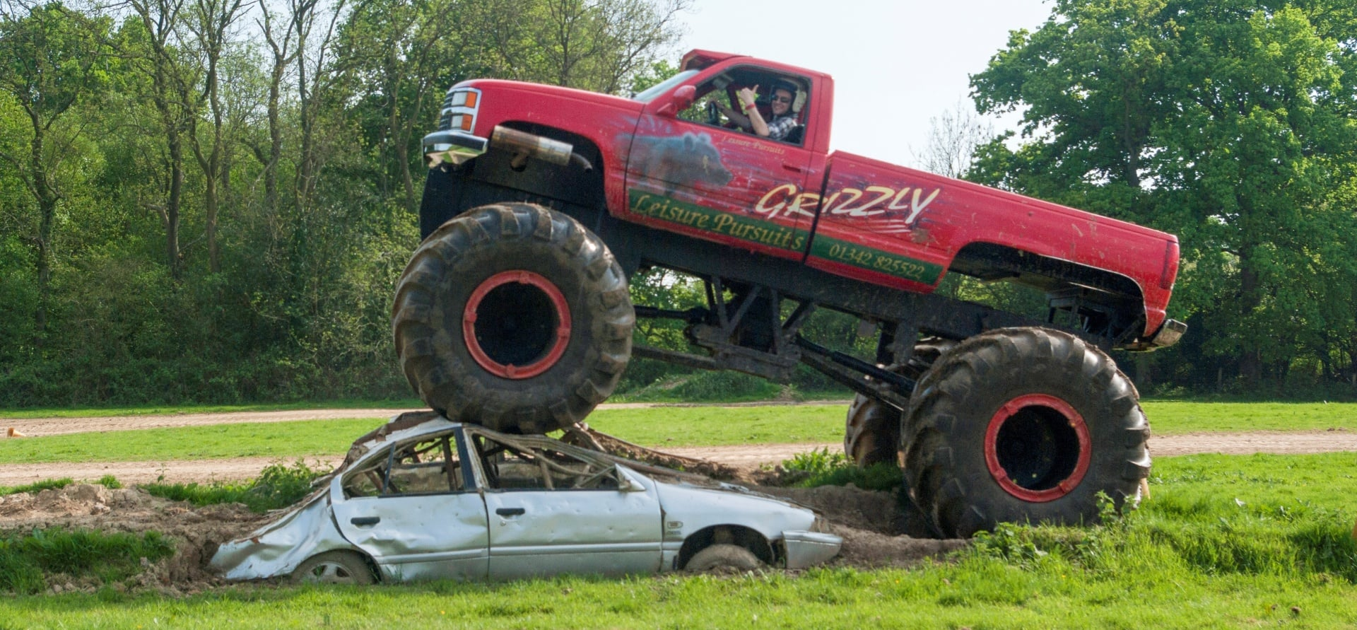 Ultimate Monster Truck Driving Experience-22