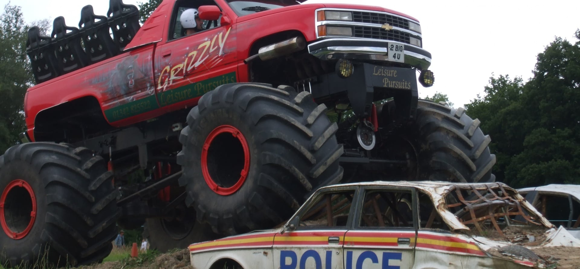 Ultimate Monster Truck Driving Experience-12