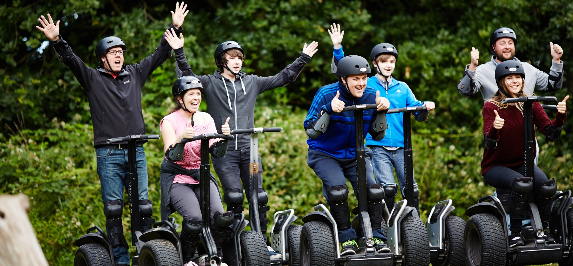 One Hour Segway Adventure For 2-5