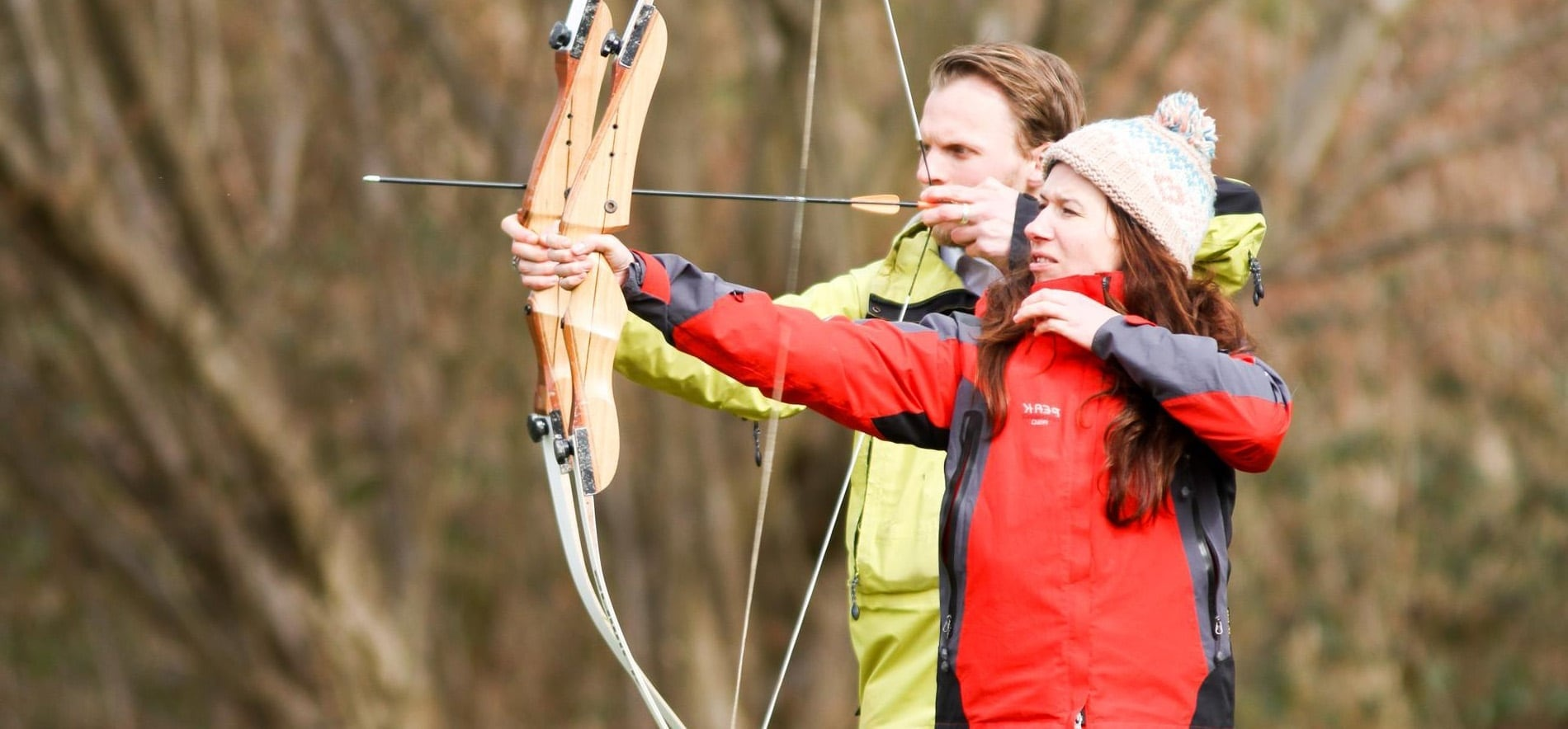 Half Day Archery Experience - North Wales-4