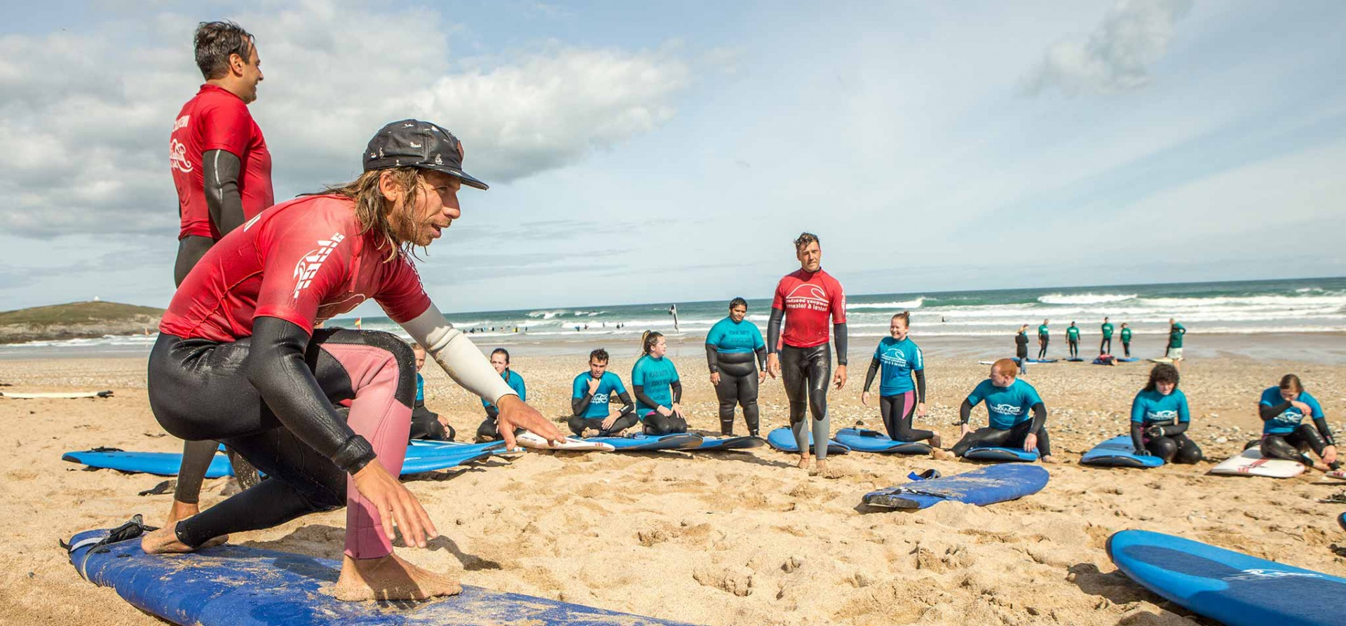 Surfing Lesson For 2 - Newquay-1