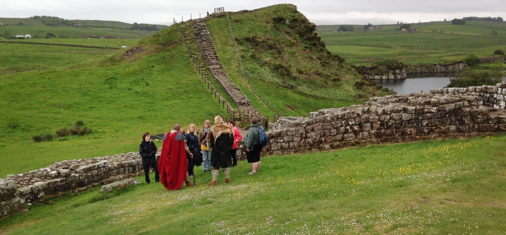 Roam with The Romans Tour Full Day - Northumberland-21