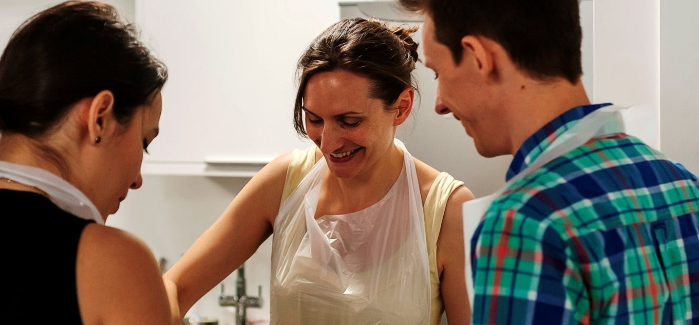 Indian Street Food Cookery Class - London-8