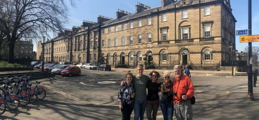 Guided Walking Tour of Edinburgh's New Town-3