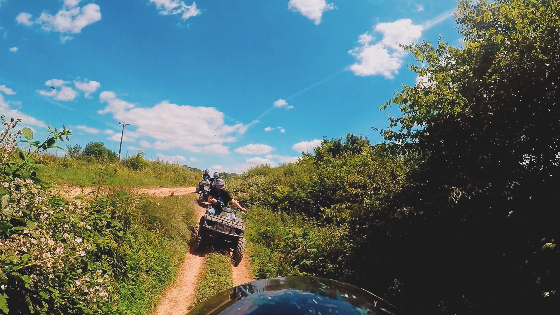 Quad Biking East Sussex 60 Minutes-2