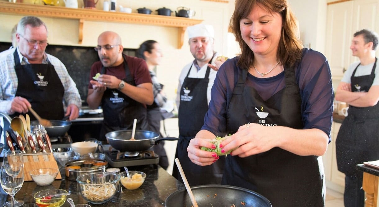 Half Day Thai Cookery Course Hertfordshire-4