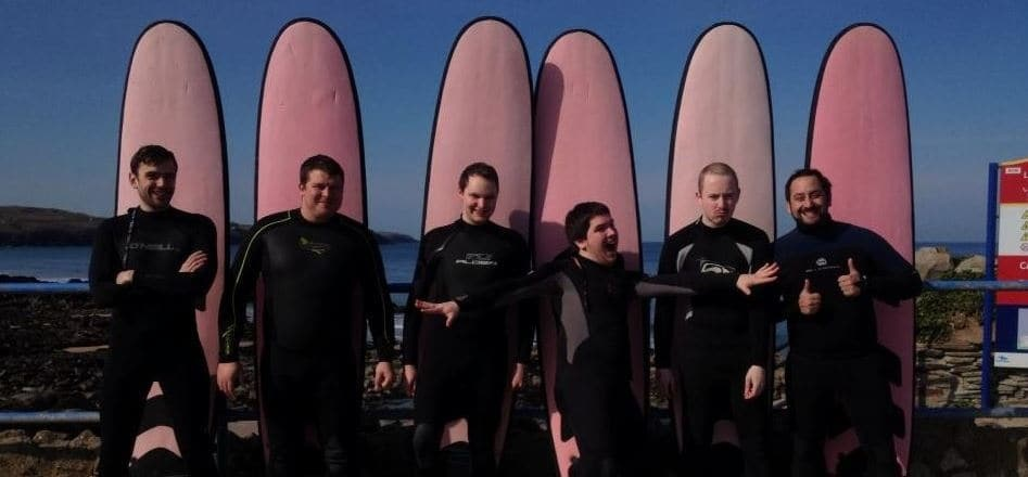 Half Day Surfing Experience in Cornwall-2