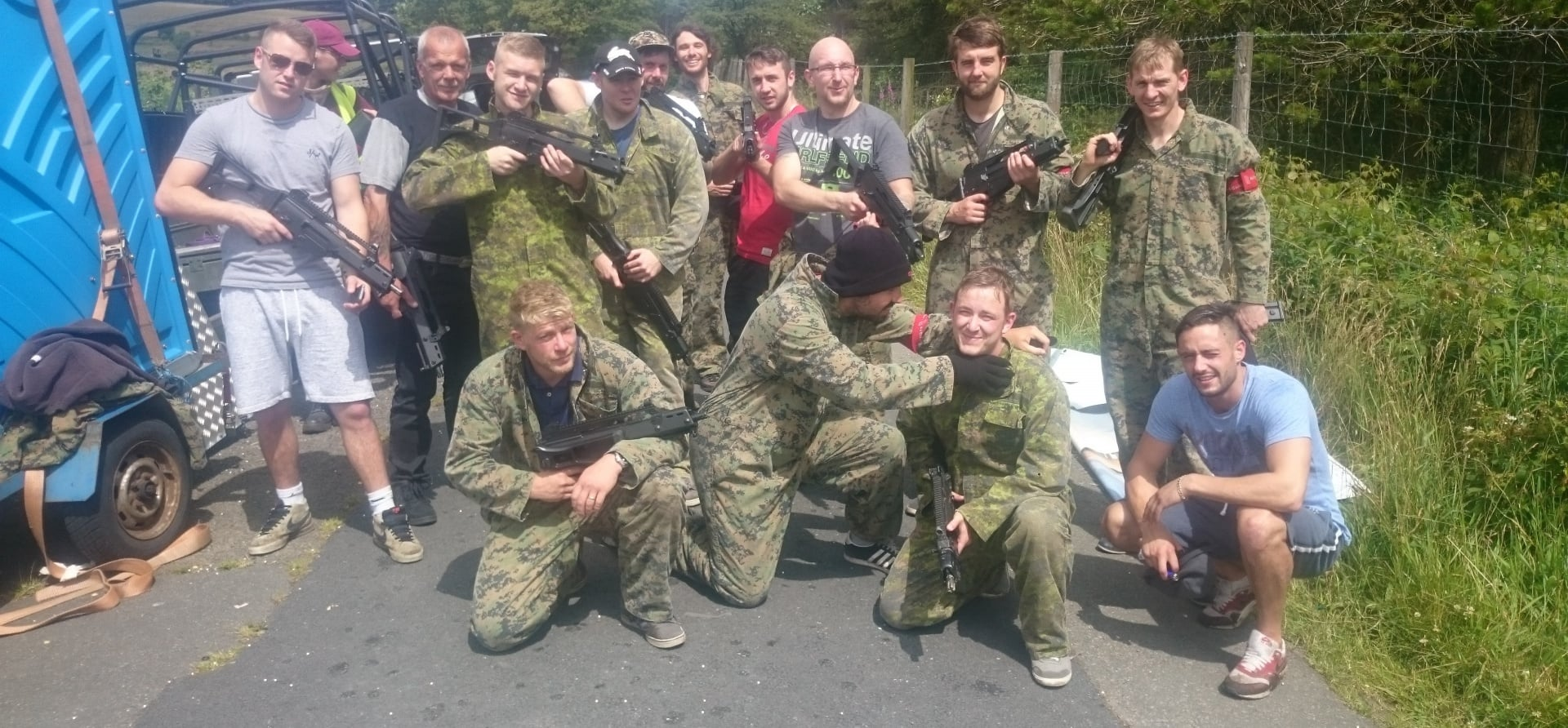 Cake Decorating Classes Near Wigan : 6 Locations Full Day 7 Hour Airsoft War Game