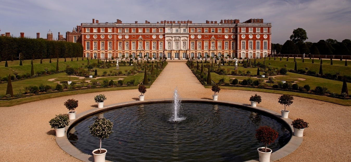 Hampton Court Palace Day for Two-2