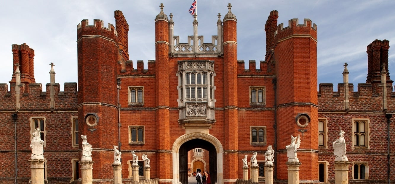 Hampton Court Palace Day for Two-1