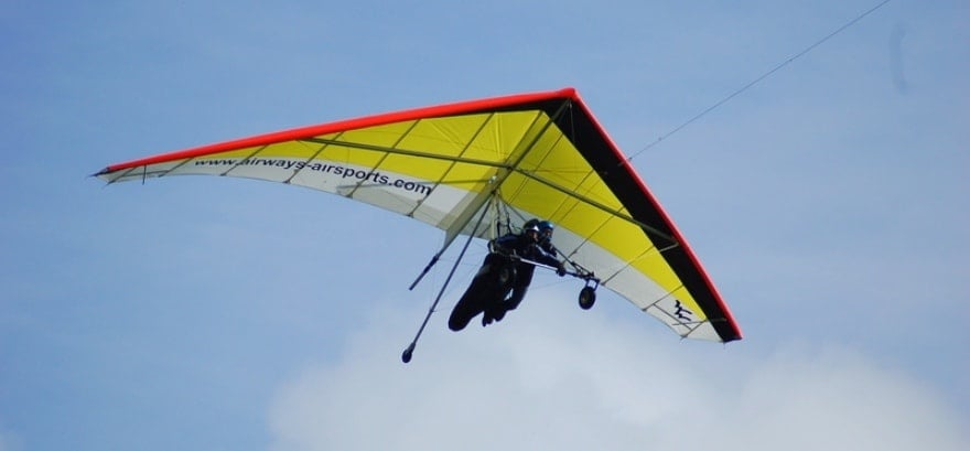 Hang Gliding Experience Derbyshire-2