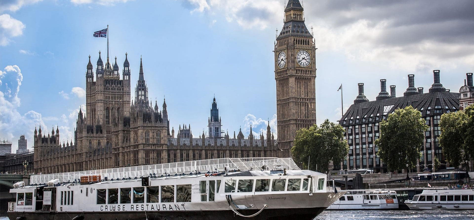 Classic Thames Afternoon Tea Cruise for Two-2