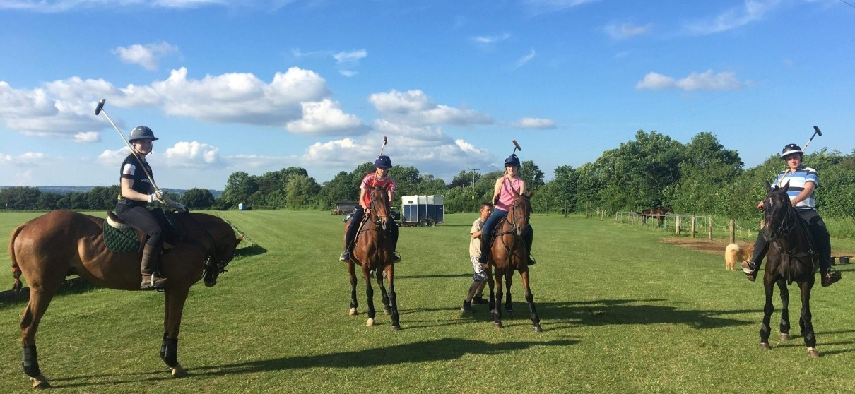 Full Day Introduction to Polo, Somerset-2