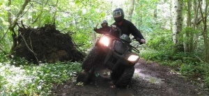 Quad Bike & Glamping Experience in Yorkshire-6