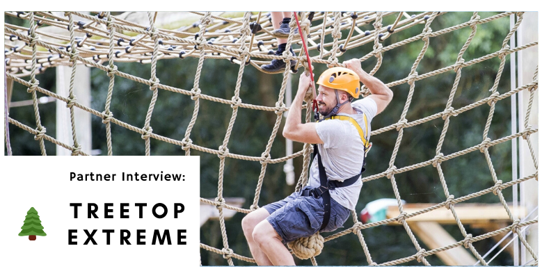 Partner Interview: Treetop Extreme