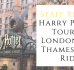 Staff Review: Harry Potter Tour of London and Thames Boat Ride