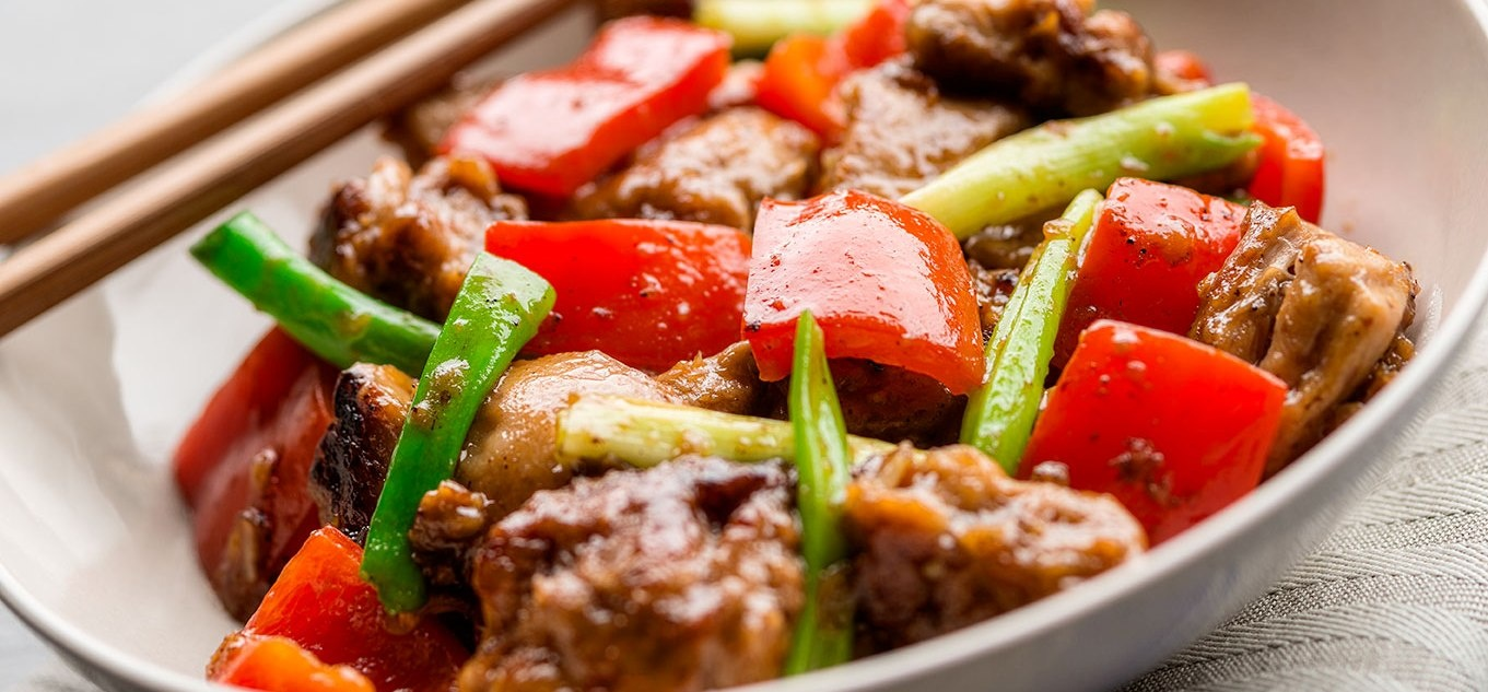 An Introduction to Oriental Cuisine with a Delicious Lunch-1