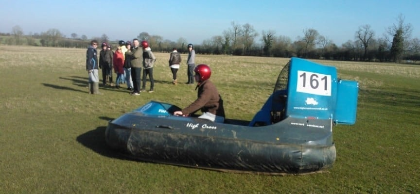 Leicestershire Hovercrafting Experience-2