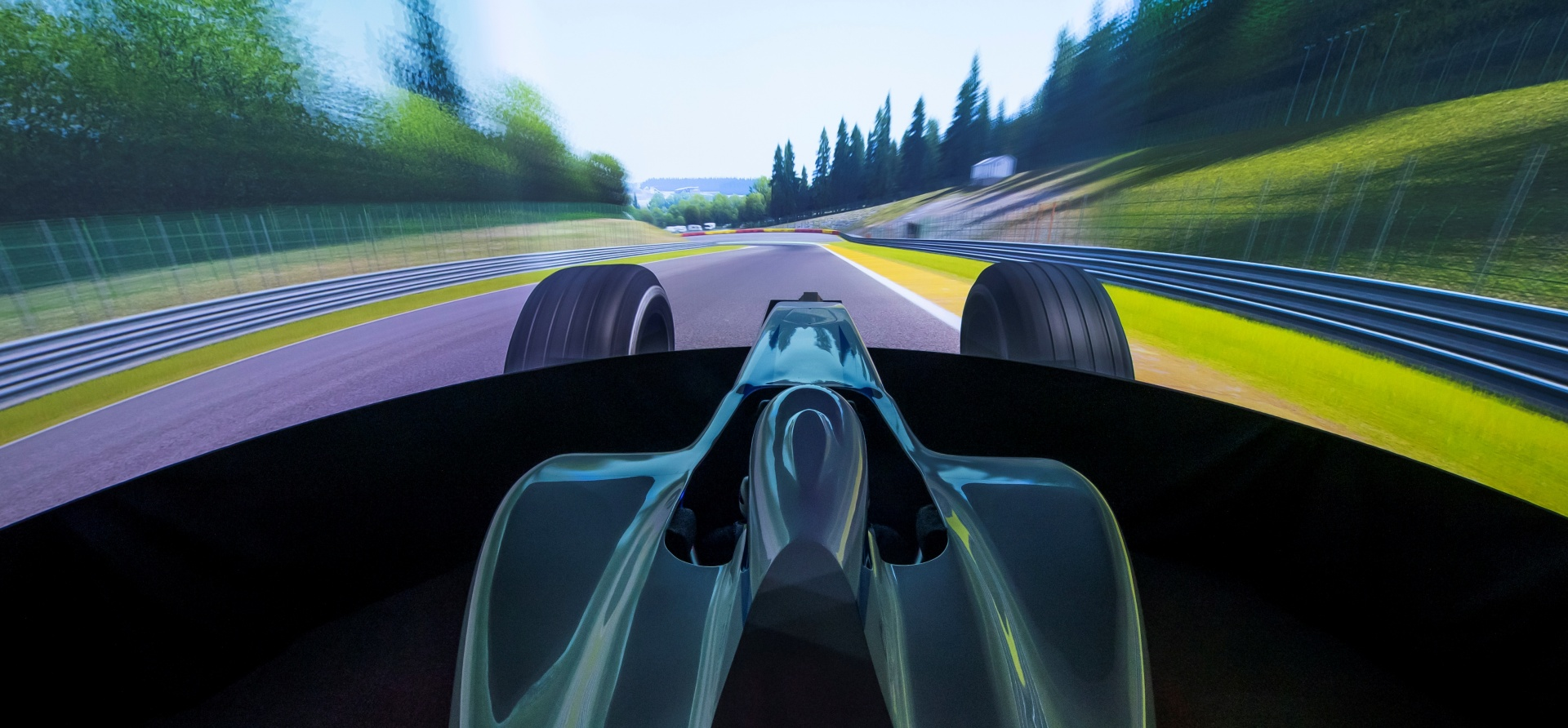 Formula 1 Simulator Experience In Oxfordshire