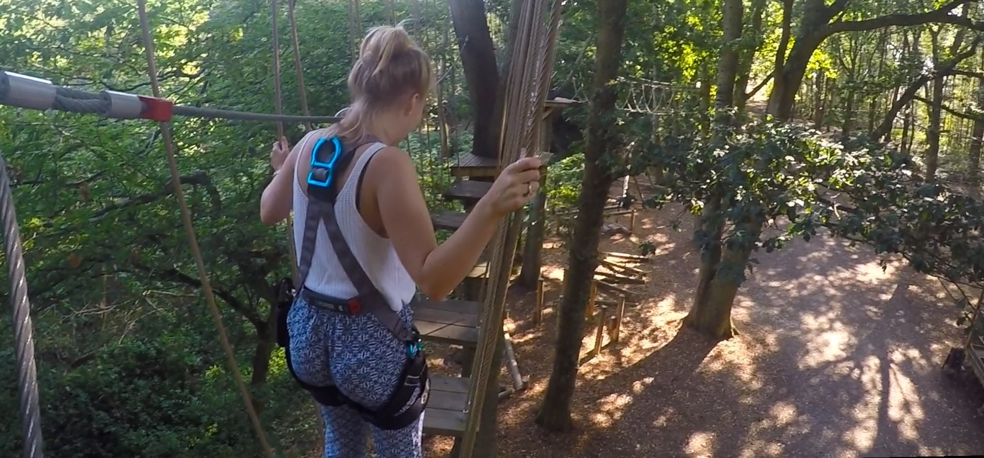 High Ropes Course - East Sussex-1