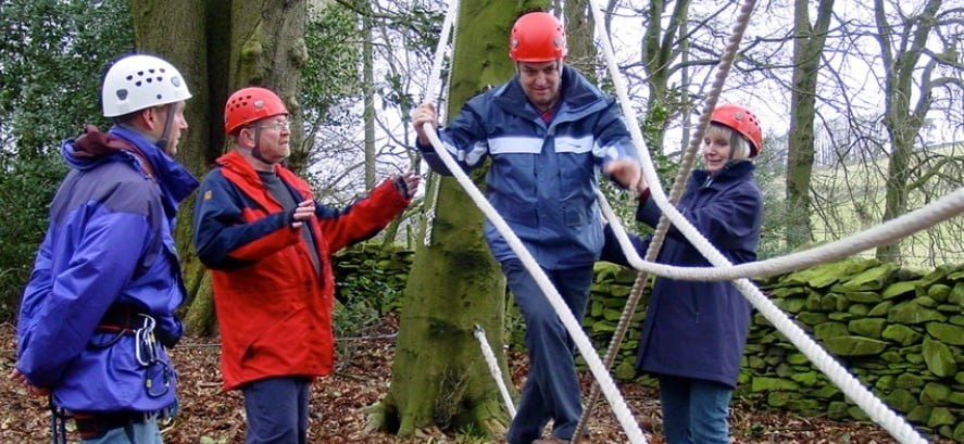 High Ropes Woodland Experience For 2-1