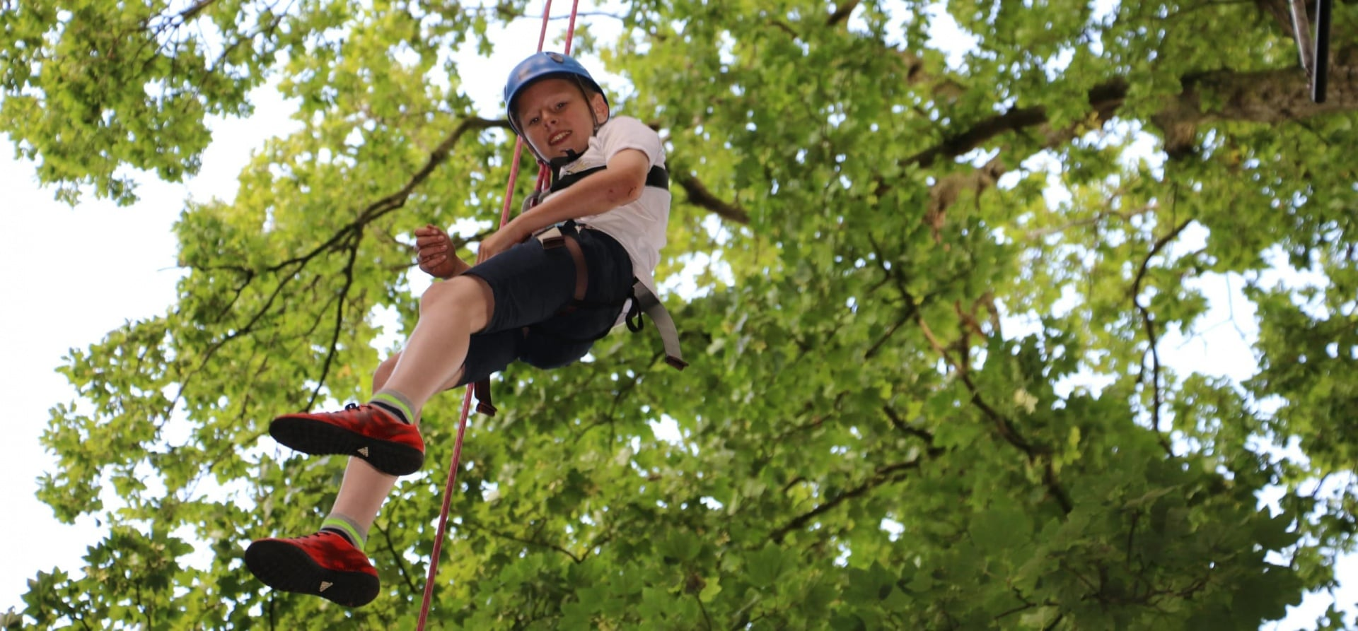 High Ropes Woodland Experience For 2-3