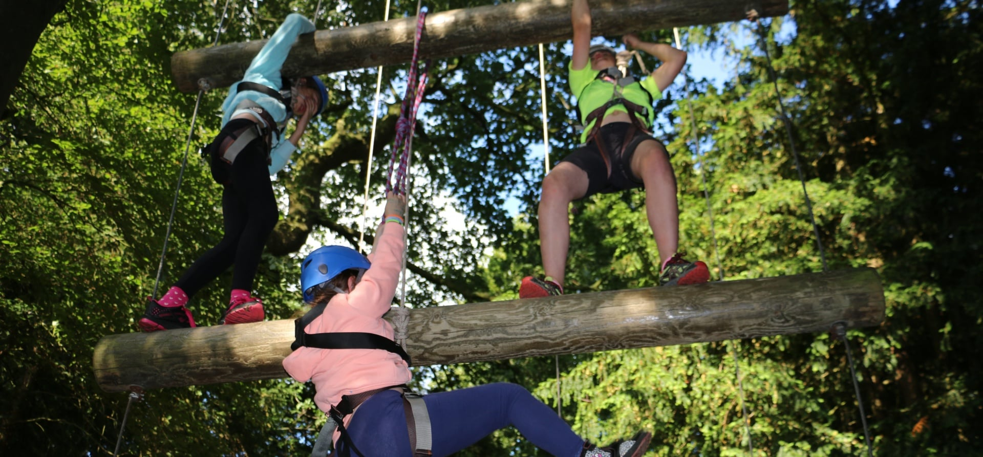 High Ropes Woodland Experience For 2-4