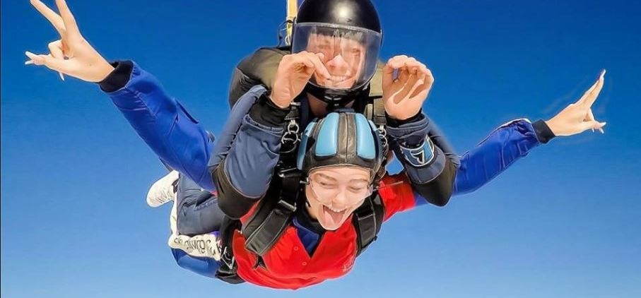 Highest UK Tandem Skydive - Weekday-2