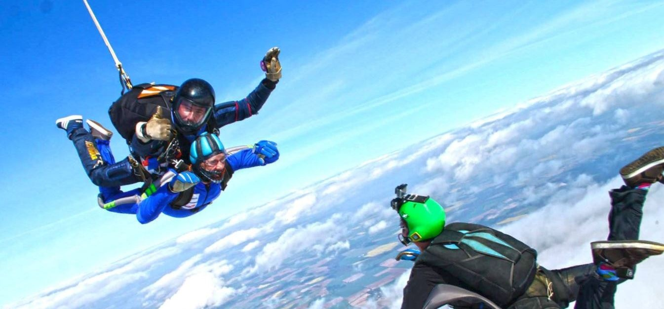 Highest UK Tandem Skydive - Weekday-3