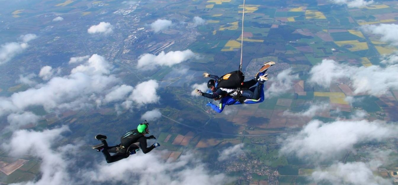 Highest Uk Tandem Skydive - Weekday