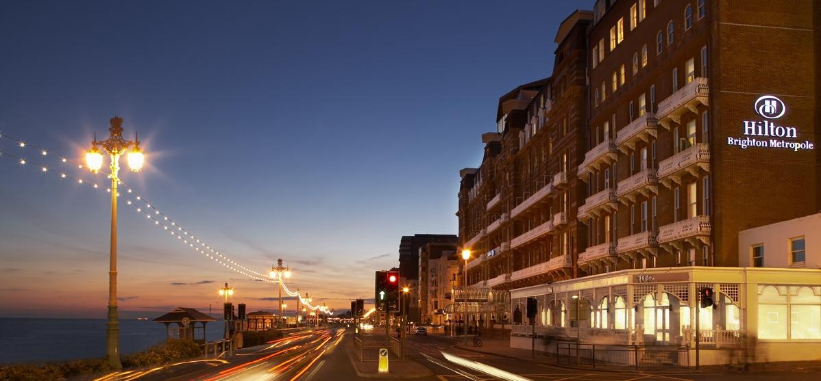 Brighton Overnight Stay for Two with Attractions-4