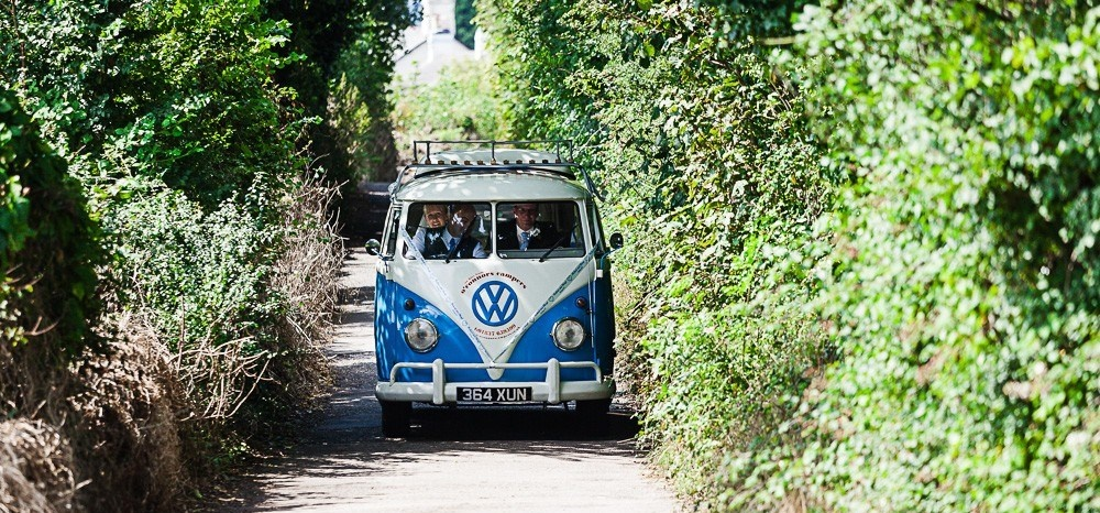 Hire a 1960s VW Campervan Splitscreen-1