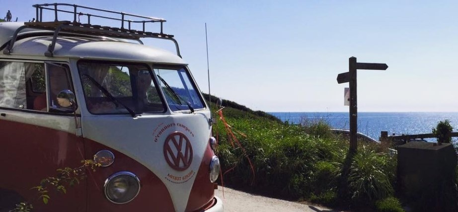 Hire a 1960s VW Campervan Splitscreen-3