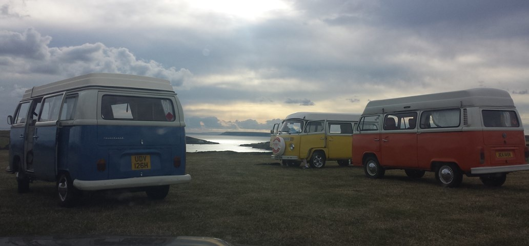 Hire a 1960s VW Campervan Splitscreen-5