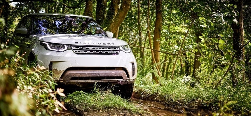 Half Day Land Rover Experience-2