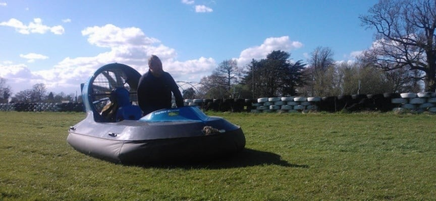Leicestershire Hovercrafting Experience-1