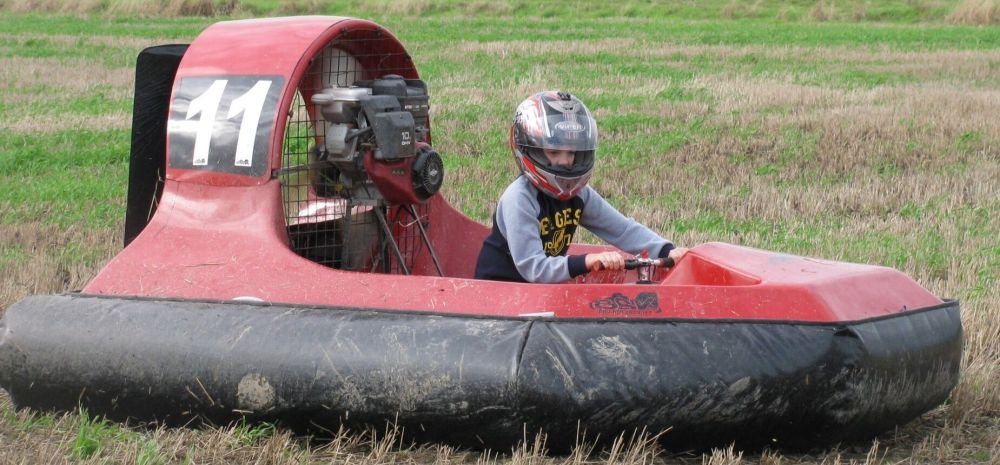 Kids Hovercraft Experience in Cheshire-2