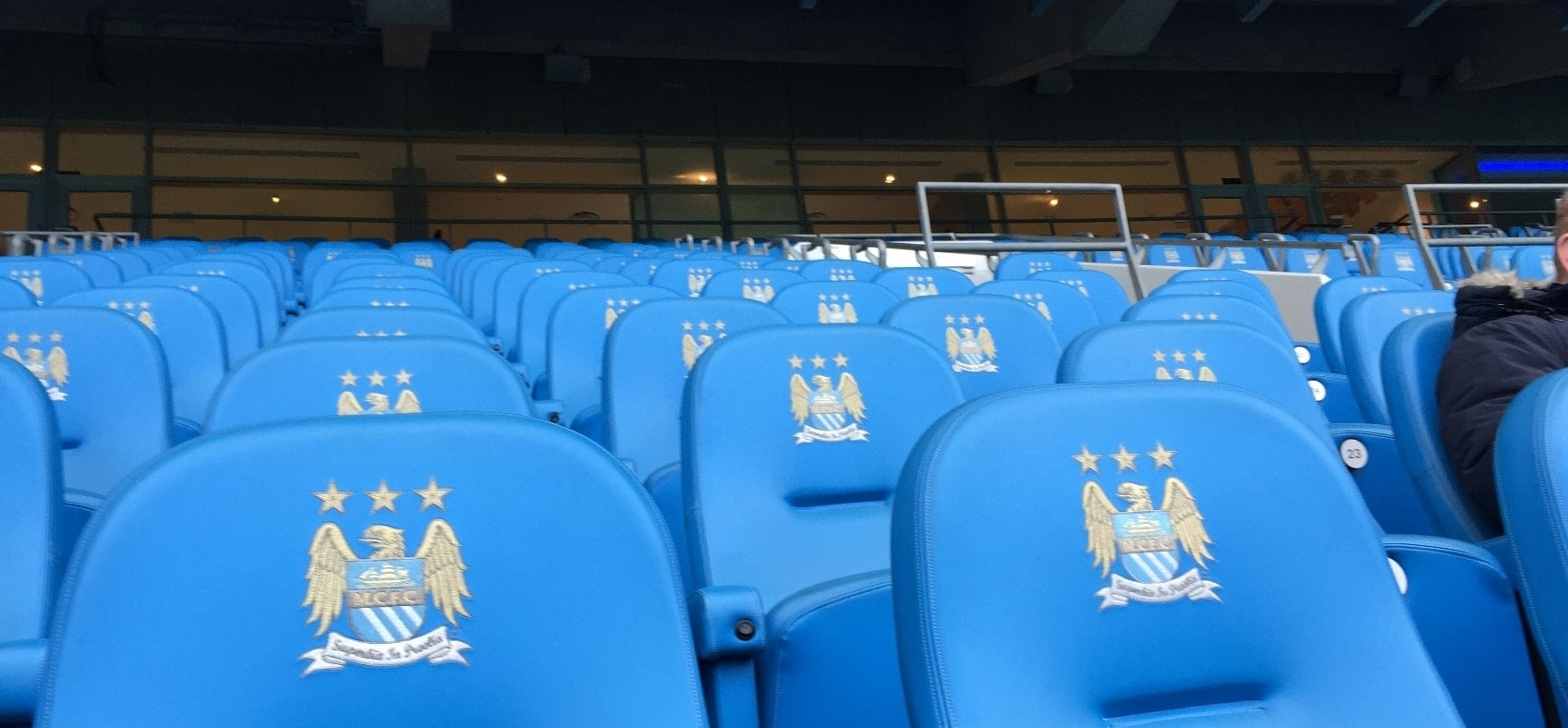 Manchester City Stadium Legend Tour-4