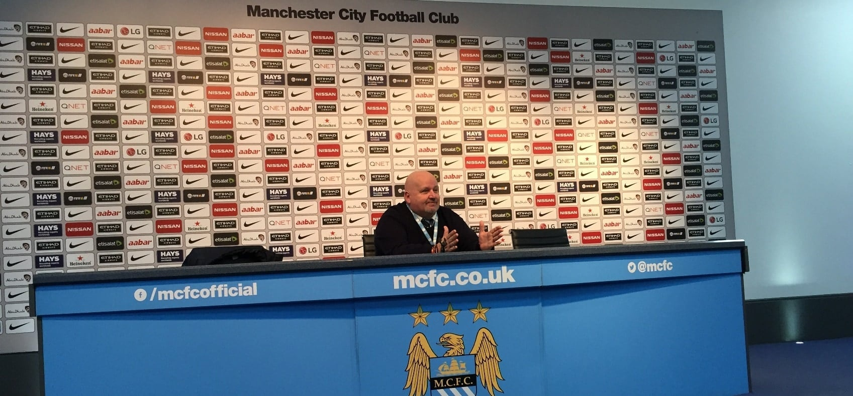 Manchester City Stadium Legend Tour-3
