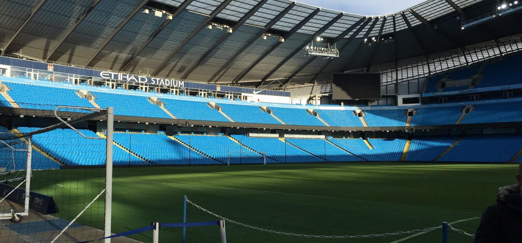Manchester City Stadium Legend Tour-2