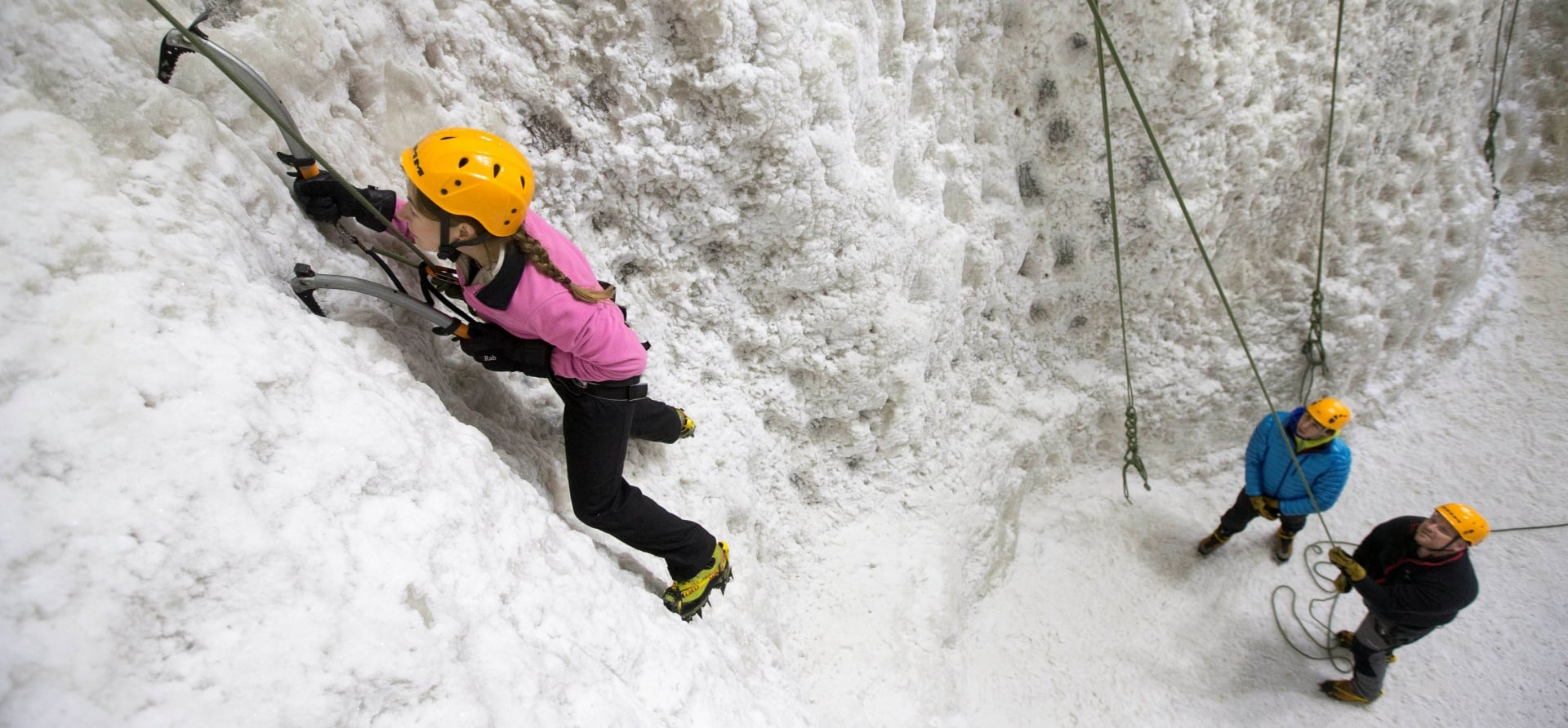 Ice and Rock Climbing Experience for 2 - Scotland-3